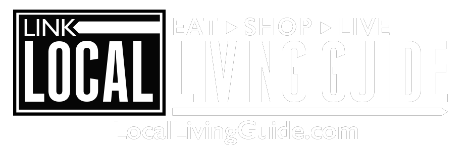 local living guide logo white